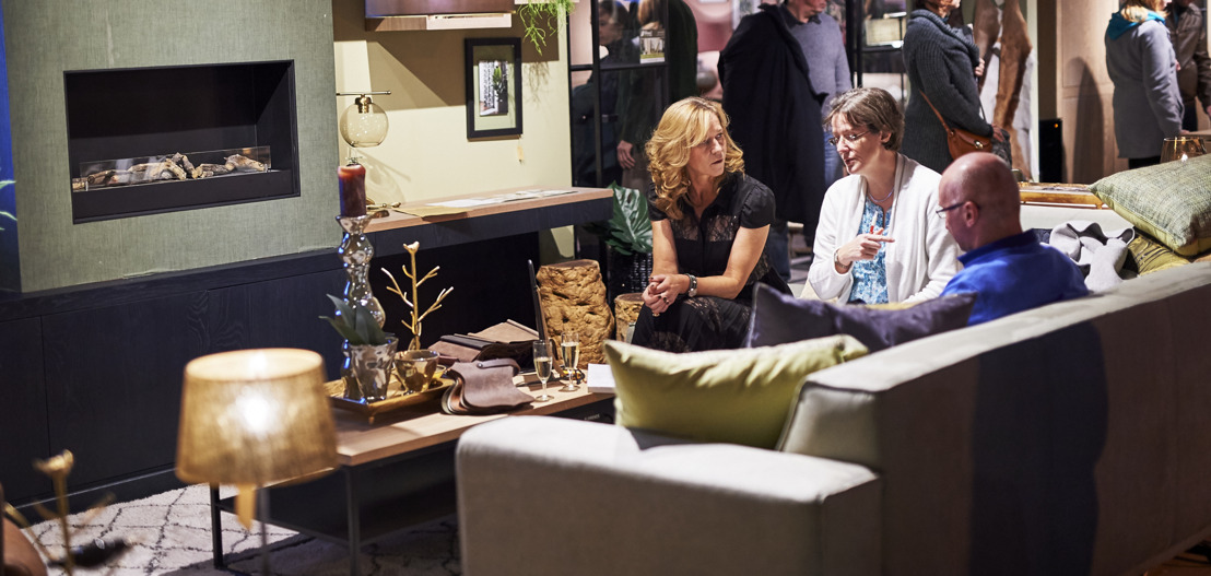 Eén Belg op twee is ervan overtuigd dat interieurinrichting ons welzijn beïnvloedt