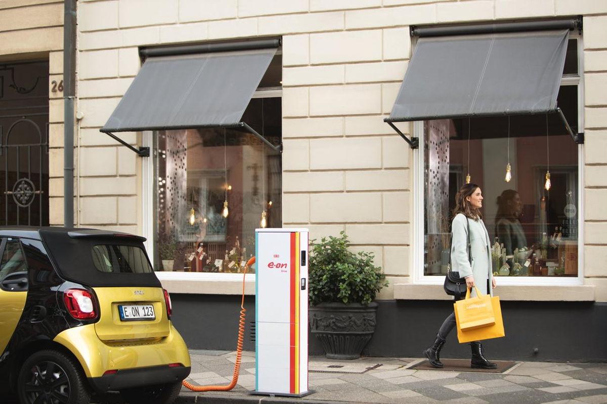 E.ON und Compleo haben bereits gemeinsam eine Vielzahl von Ladepunkten in Deutschland aufgebaut.