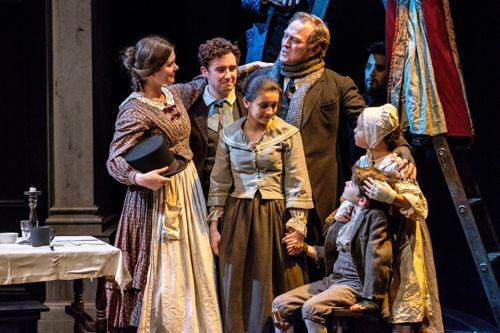 Preview: A Christmas Carol is held over to December 23