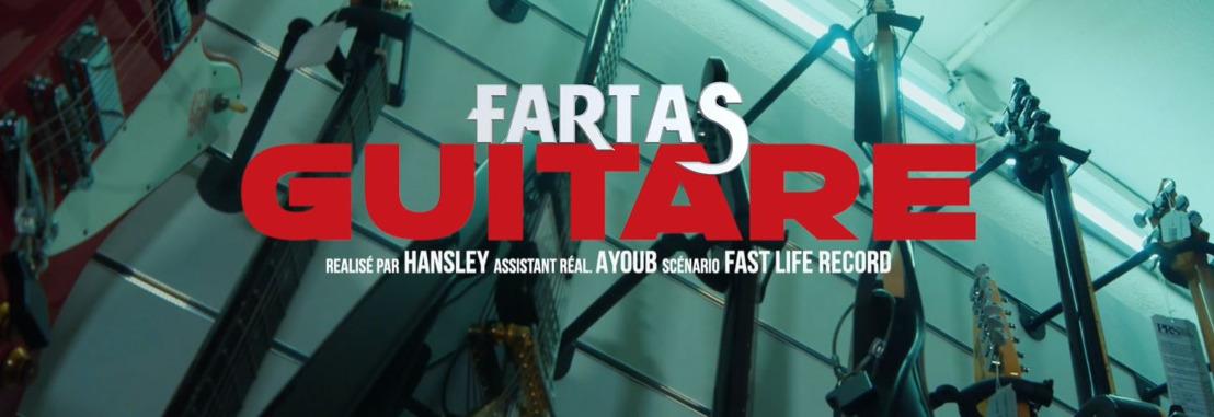 "FARTAS : Nouveau clip ""Guitare"""
