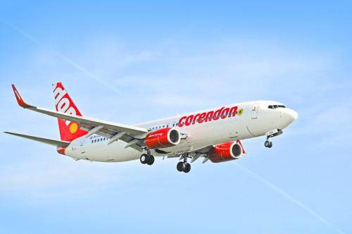 Invitation : Corendon va installer un Boeing 747 dans le jardin d'un hôtel