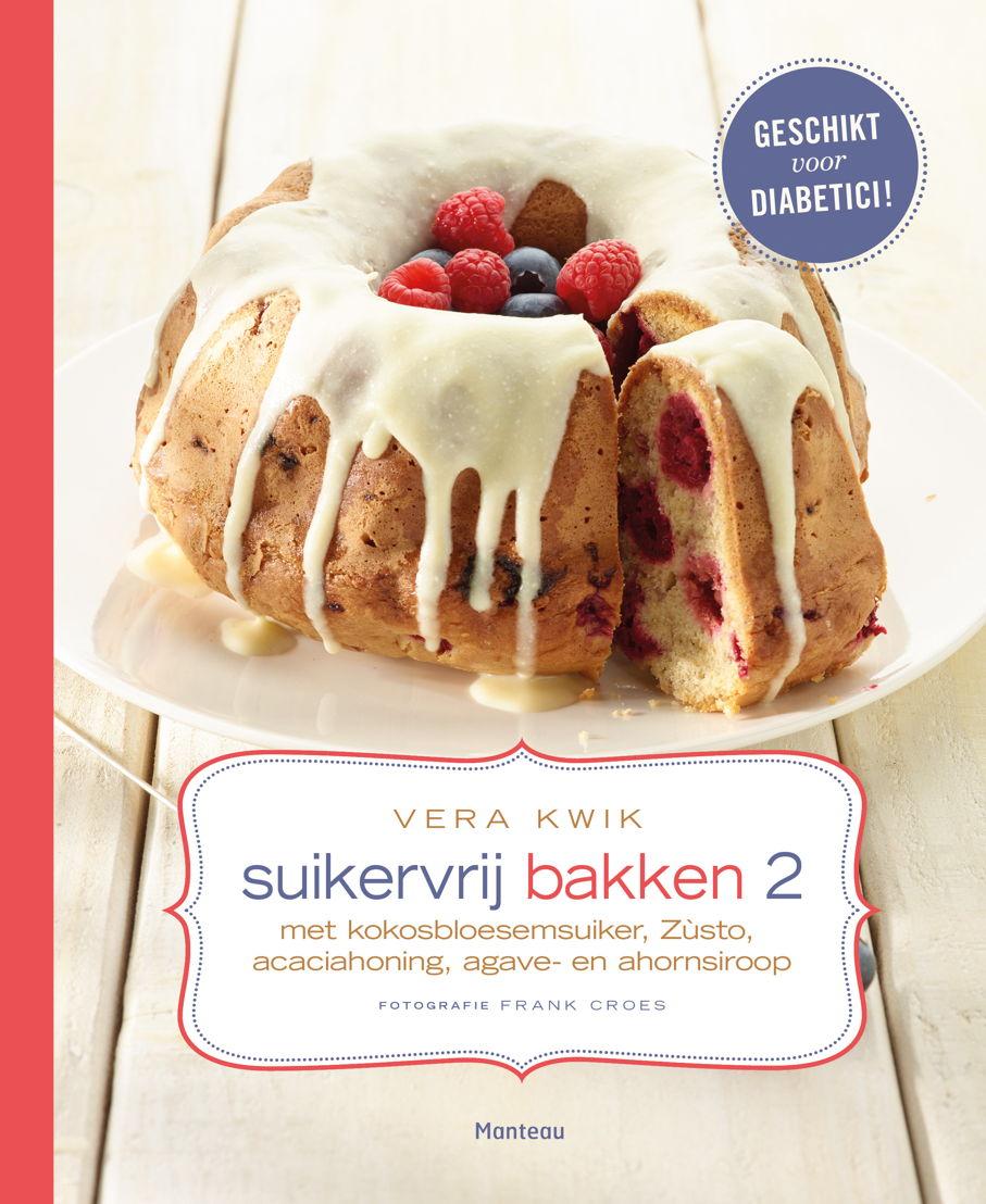 Cover 'Suikervrij bakken 2'