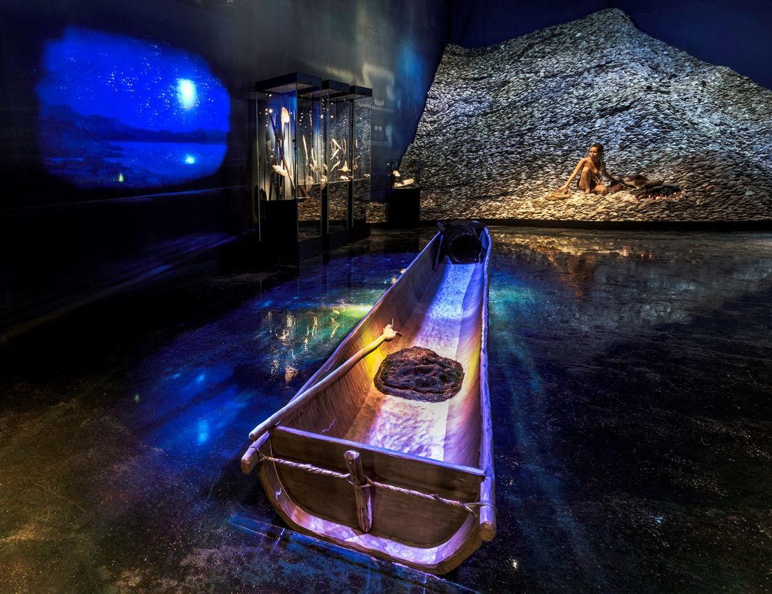 Panasonic proyectores en Museo Moesgaard de Historia Cultural