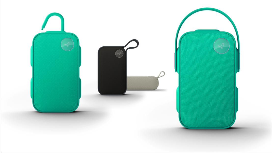 Libratone lance la Libratone ONE Click : une enceinte Bluetooth nomade et adaptable pour les aventures du quotidien