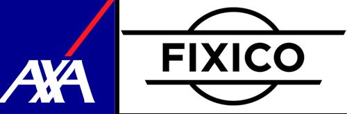 Een kras of deuk in de auto? Voortaan snel en eenvoudig gefikst met Fixico en AXA Belgium!