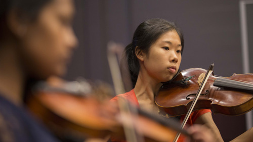 Access all arias: new ANU orchestra opens auditions