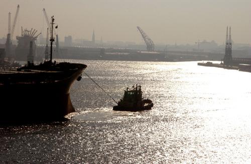 Coronavirus - Le Port d'Anvers reste opérationnel