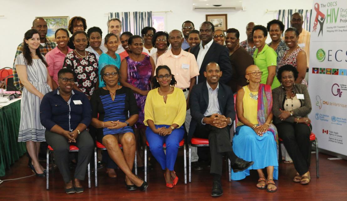 OECS discuss HIV Treatment