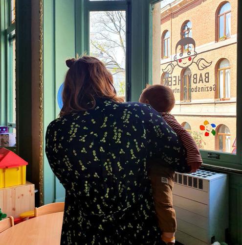 Gezinsbond lanceert eerste Babytheek in Antwerpen