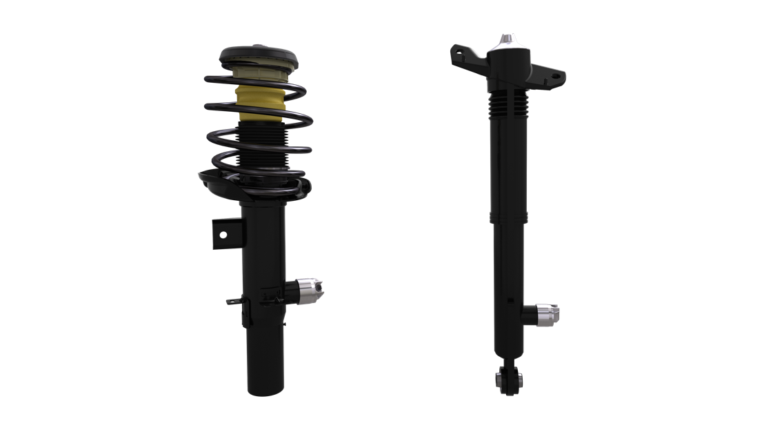 Tenneco Supplies Electronic Suspension on All-New 2018 Volvo XC40 Compact Crossover SUV