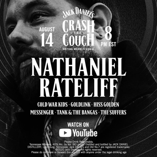 Revive en Youtube Crash The Couch: El festival musical de Jack Daniel's encabezado por Brittany Howard, Cold War Kids y Nathaniel Rateliff