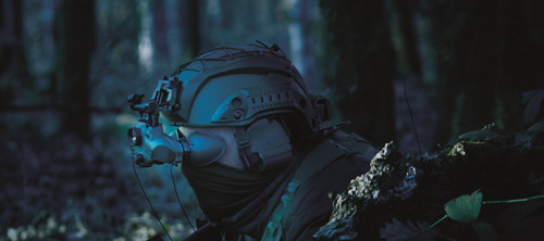 France places additional order for Thales's O-NYX night vision goggles