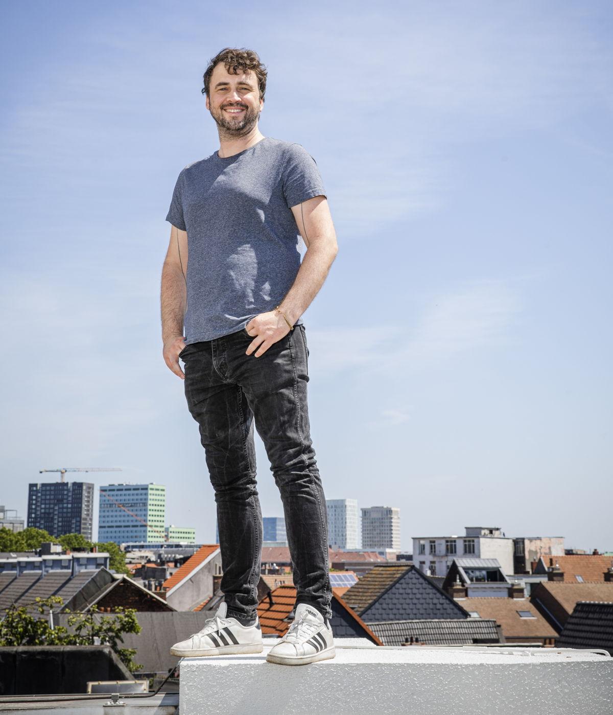 Lode Uytterschaut, CEO Start it @KBC