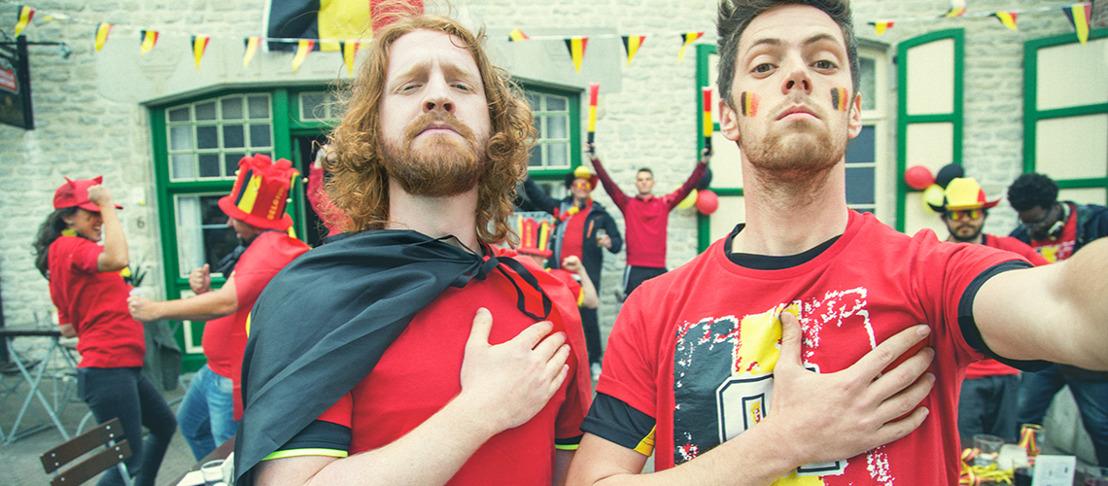 Belgique-Irlande a fait exploser les plafonds de l'Internet mobile