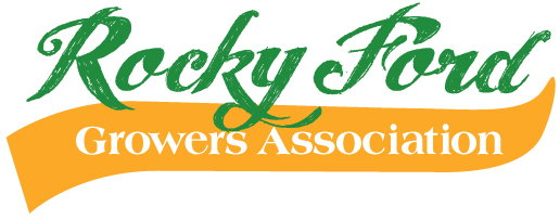 Rocky Ford Growers Association Logo