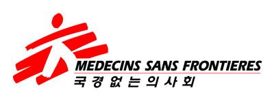 국경없는의사회 한국 보도실 Logo