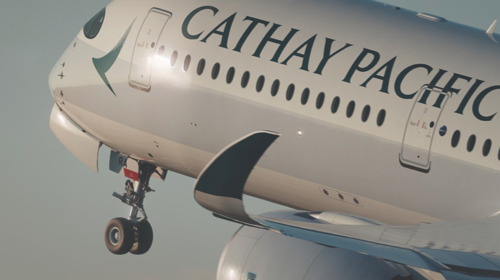 Cathay Pacific augmente ses fréquences sur Paris