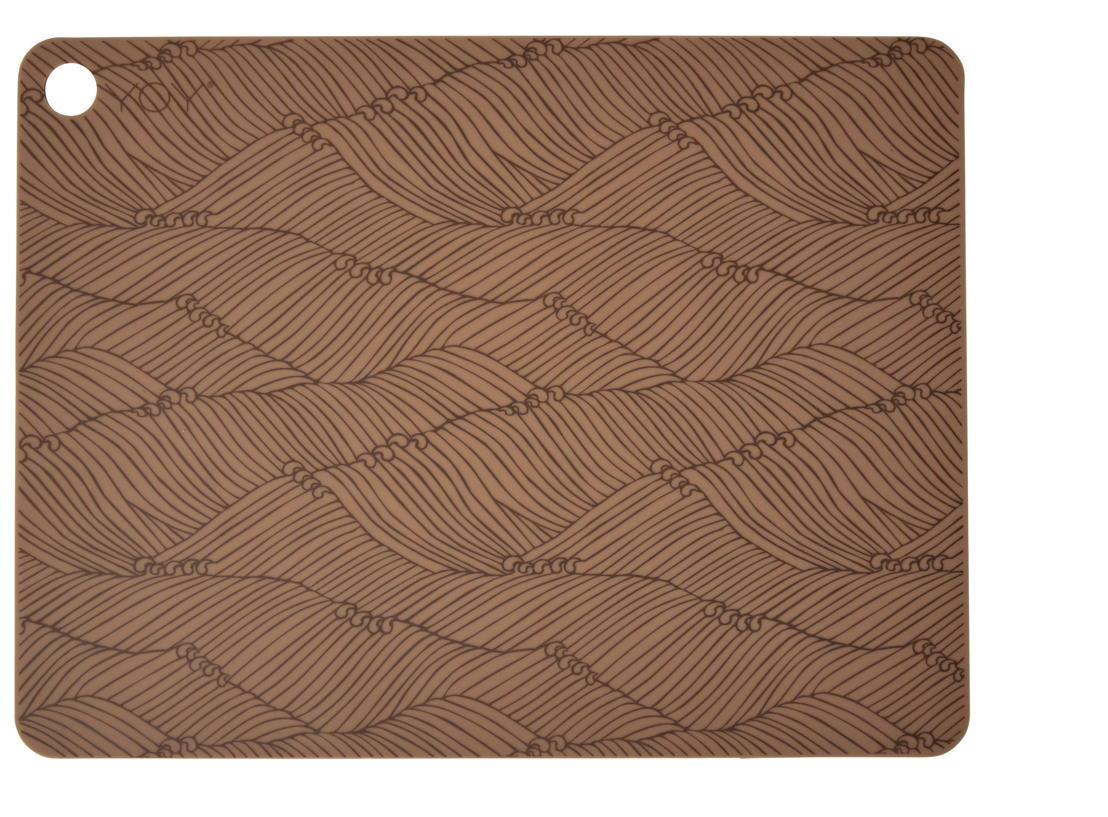 OYOY Placemat PoiPoi/Caramel - €24