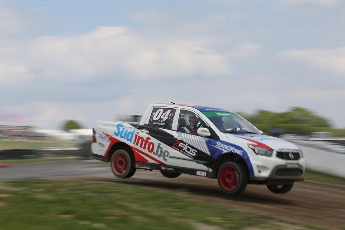 Cedric Cherain Autodis SRX Cup Round 2