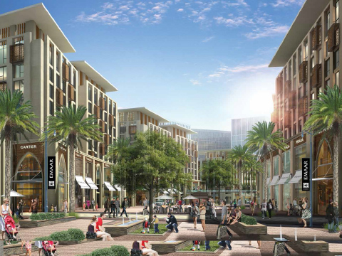 Emaar Square Development in Cairo