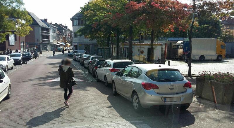 Schoolomgeving Strombeek-Bever