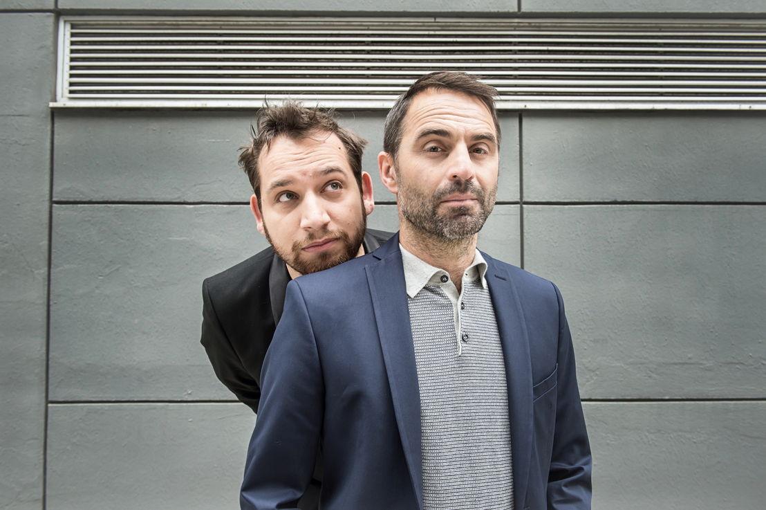 Xander De Rycke en Michaël Pas - (c) Joost Joossen