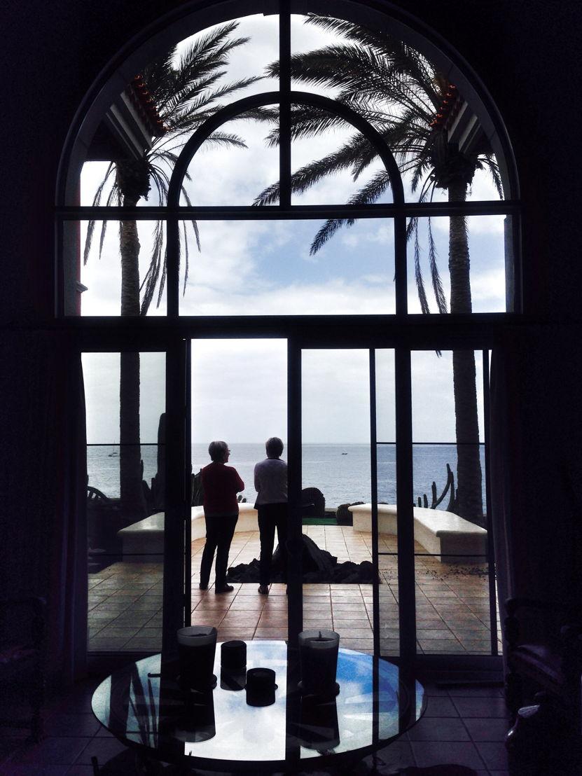 Via Annemie: overwinteren in Tenerife