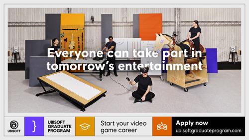 Ubisoft Graduate Program: Bewerbungsphase für 2021 gestartet