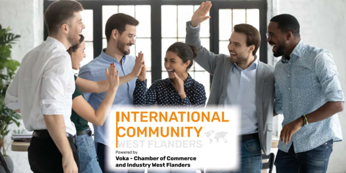 Voka West-Vlaanderen lanceert International Community West Flanders