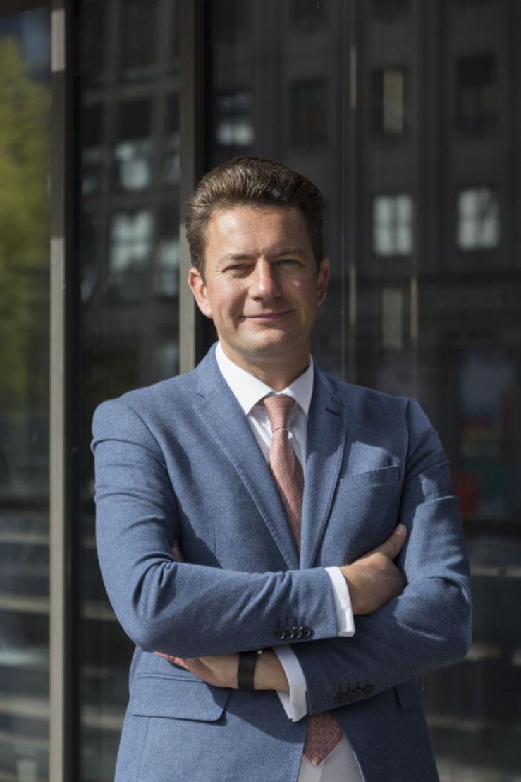 Mathieu Van Marcke, algemeen directeur van Realty