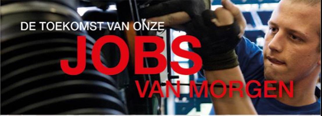 Studiedag 'De toekomst van onze jobs - jobs van morgen'
