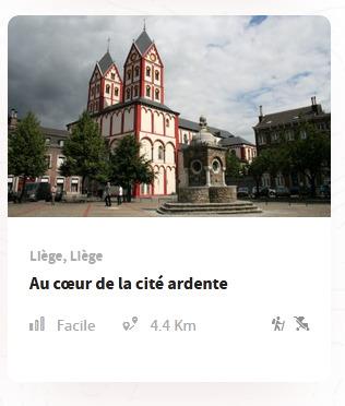 Ça y est : les chasses au trésor Totemus sont disponibles à Liège !