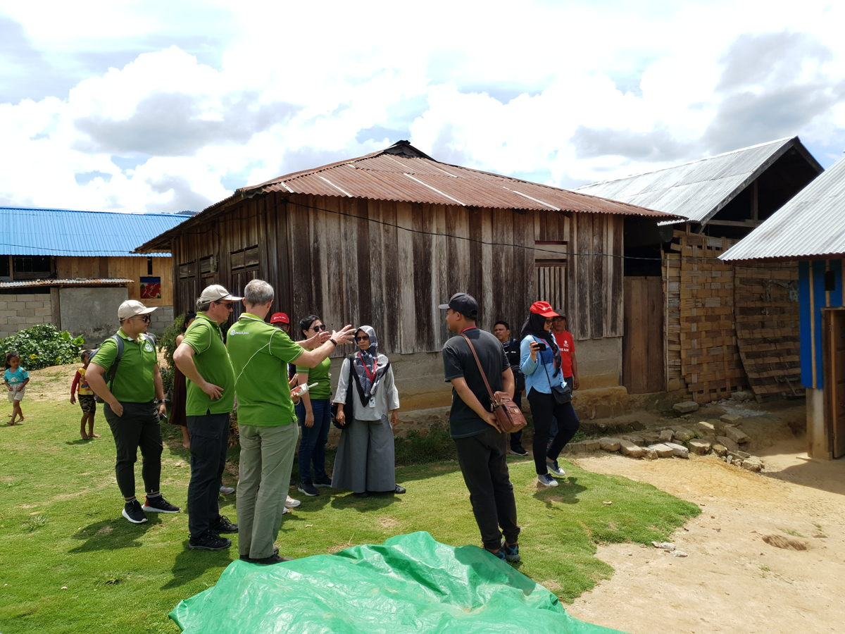 The trip gave us an in-depth understanding of how Save the Children operates.