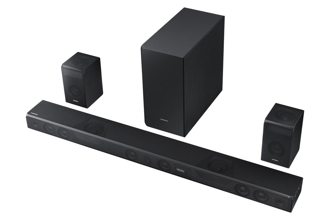 Samsung creëert complete 4K Entertainment Experience met de lancering van de HW-K950 Soundbar