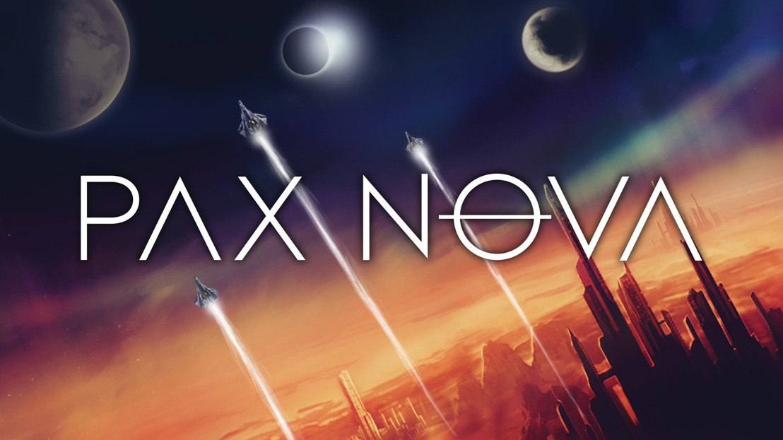 """GRAND 4X STRATEGY GAME """"PAX NOVA"""" AVAILABLE IN EARLY ACCESS TODAY"""