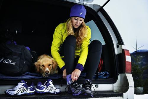 Preview: Testez notre nouvelle collection et lancez-vous dans un sprint à travers l'hiver !