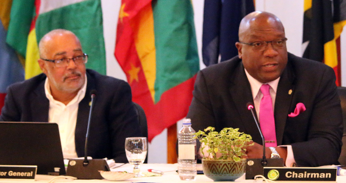 Communiqué: Continuation of the 64th OECS Authority Meeting
