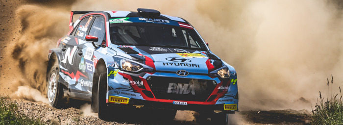 ERC Rally Liepaja - Review