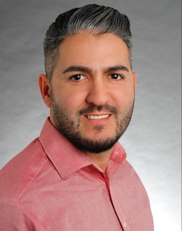 Reda Guessous, Area Sales Manager