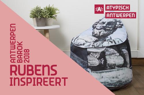Antwerpen Barok 2018 lanceert originele Rubens-eindejaarscollectie