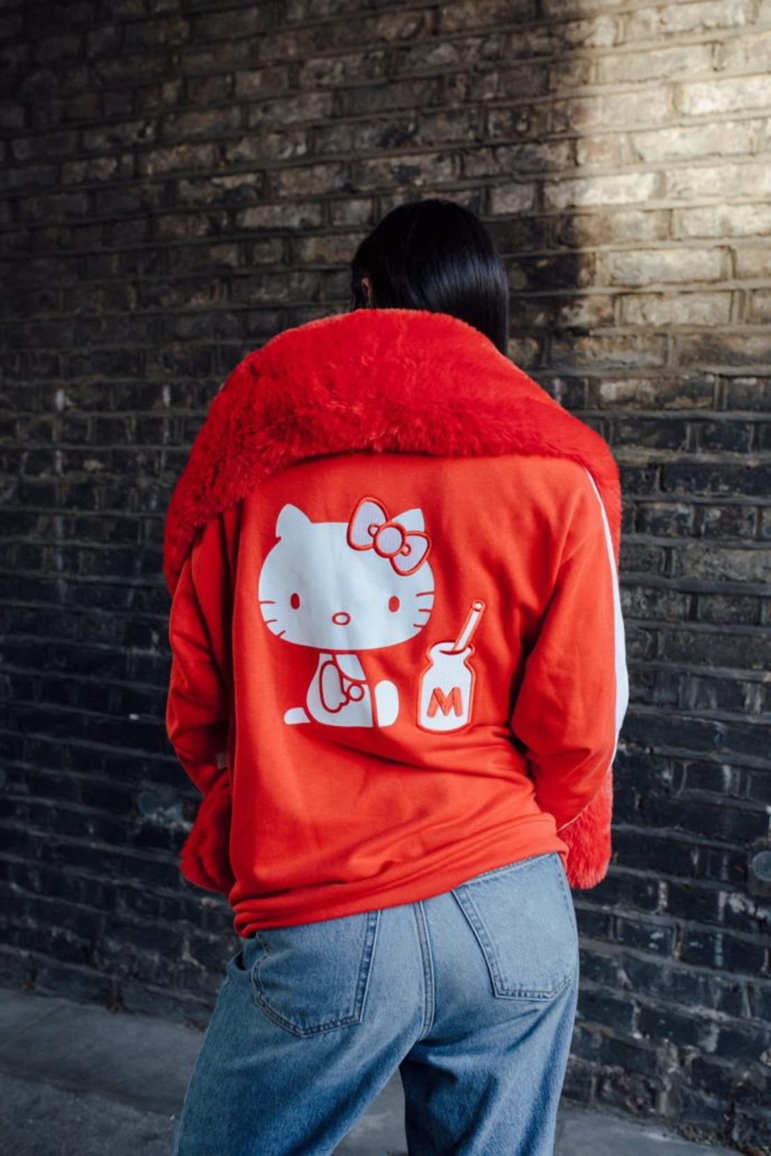 PUMA lanza colección especial con Hello Kitty