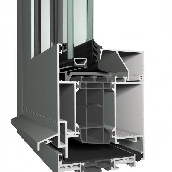 MasterLine 8 Balcony DOor