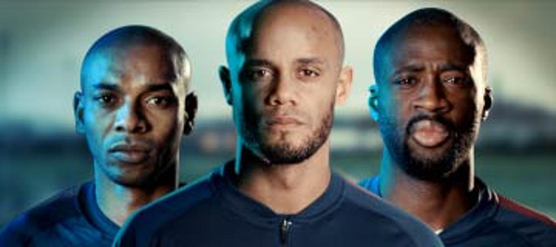 Spelers van Manchester City delen hun geheimen voor een succesvolle carrière