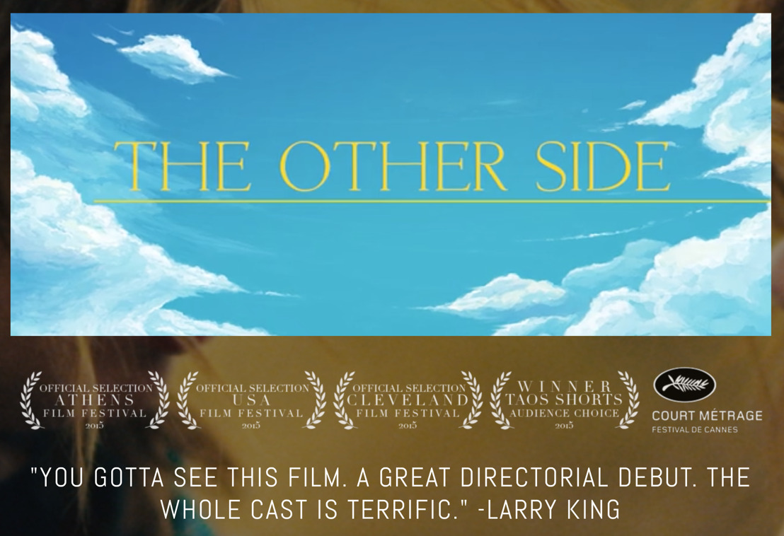 """Brian Papson Attends Festival Screening Of His Popular New Film, """"The Other Side"""""""
