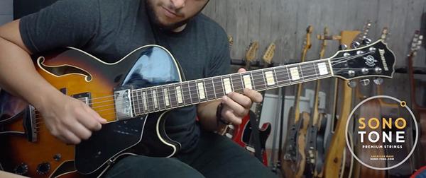Preview: Heavier Strings: SonoTone Introduces SonoCore Series Premium Electric Guitar Strings