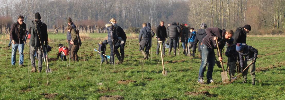 Help mee bomen planten in Vagevuurbos op Dag van de Natuur!
