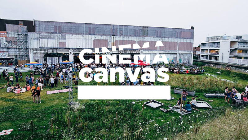 Cinema Canvas - Kruitfabriek Vilvoorde