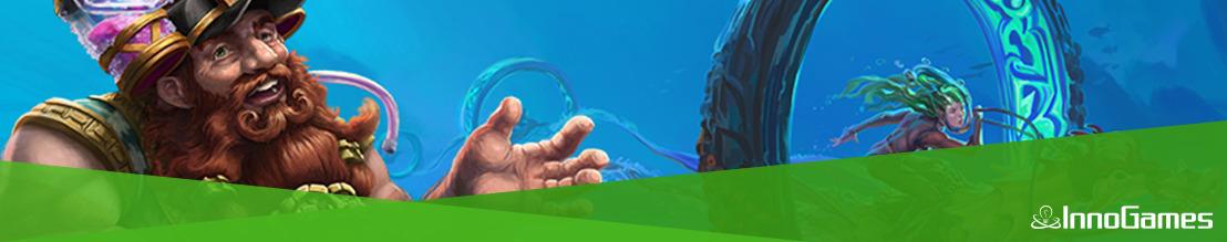 Elvarian Games: Water sports spectacle at Elvenar