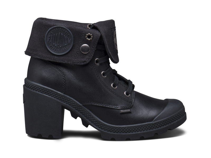 Palladium_women Baggy Heel Leather - 129.95