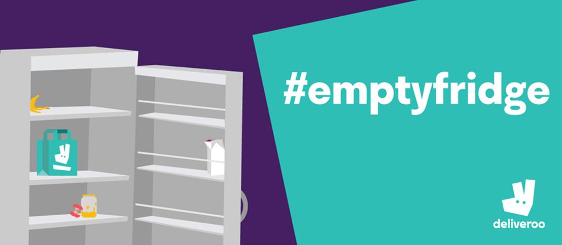Terug uit vakantie? Neem deel aan de welkom-thuis-koelkast-wedstrijd en maak kans op een maaltijd ter waarde van € 20